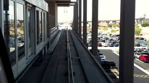 light rail to sky harbor phoenix sky harbor airport sky train youtube