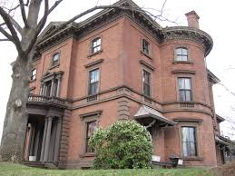 the picturesque style italianate architecture the henry lippitt