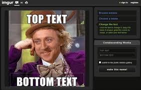 Condescending Wonka Meme Generator - generator de meme 100 images unimpressed mckayla meme
