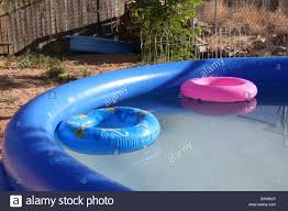 children u0027s swimming pool with floats in a backyard in rio rancho