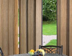 furniture bamboo patio shades with black iron patio chairs and