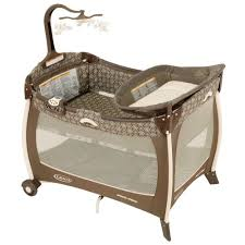 Pink And Brown Graco Pack N Play With Changing Table Torminator S Graco Pack N Play
