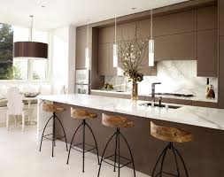 marble island kitchen espresso kitchen island design ideas