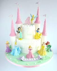 castle cake topper princess castle cake topper princesses birthday uk babycakes site