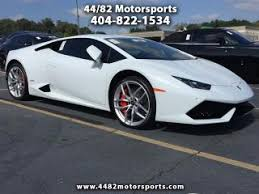 used lamborghini huracan used lamborghini huracan for sale in huntsville al edmunds