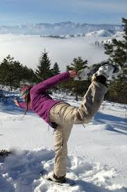 55 best winter yoga images on pinterest yoga inspiration yoga