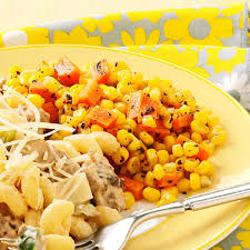 corn recipes for thanksgiving herbed corn and carrots recipe taste of home