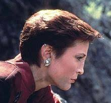 bajoran earring bajoran earring worn by major nerys nana visitor