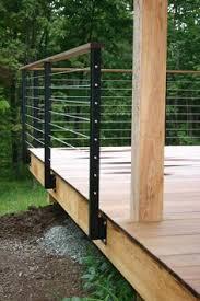 Deck Handrail Patio Railing Ideas Modern Deck And Deck Railing Ideas