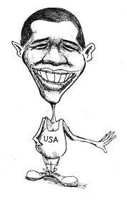 barak obama by urbanmonk politics cartoon toonpool
