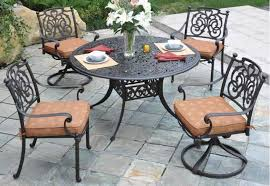 Cast Aluminum Patio Tables Cast Aluminum Patio Furniture Labadies Patio Furniture