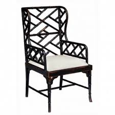 Bamboo Dining Room Chairs Bamboo Dining Arm Chairs Foter