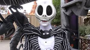 jack skellington meet and greet at disneyland paris halloween