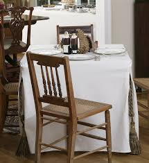 Dining Room Tablecloth Amazon Com Tablevogue 34 Inch Fitted Folding Card Tablecloth