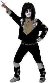 starchild kiss rockstar costume mr costumes