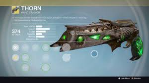new destiny weapon ornaments for bad juju
