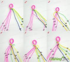 string bracelet easy images Deal with the easy diy friendship bracelet patr n libre jpg