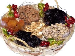 dried fruit gifts deluxe dried fruit nuts basket www gilisgoodies beautiful