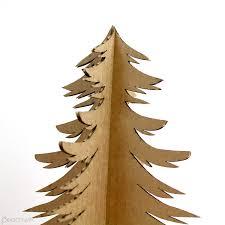 cardboard christmas tree recycled cardboard christmas tree by peachwik