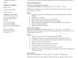 Holes Resume Download Chief Project Engineer Sample Resume