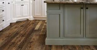 Laminate Wood Floors In Kitchen - vinyl plank wood look floor versus engineered hardwood hometalk