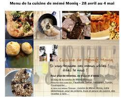 dans la cuisine de menus du 28 avril au 4 mai dans la cuisine de mémé moniq cuisine