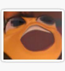 Bee Movie Meme - bee movie script meme stickers redbubble