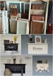 Hanging Cabinet Doors Easy Cabinet Door Projects Repurposing Doors And Paint Finishes
