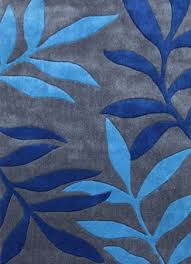 Modern Blue Rugs Designer Floor Rug G617 Blue Modern Rugs Floor Rugs Blue