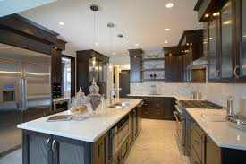 modern kitchen cabinets with additional decorations designoursign