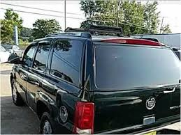 used 2002 cadillac escalade 2002 cadillac escalade used cars hton va