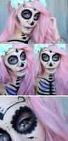 Skeleton Face Paint For Halloween by Best 20 Sugar Skull Face Paint Ideas On Pinterest Sugar Skull