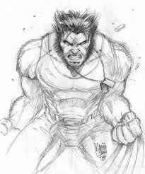 another wolverine by tincan21 on deviantart
