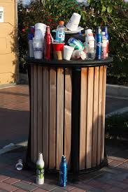 Canopy Trash Can by 16 Best Fiberglass Trash Cans Images On Pinterest Recycling Bins
