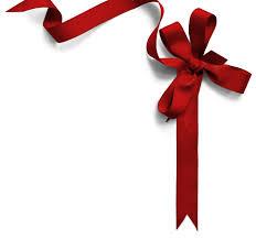 christmas ribbon ribbon png picture