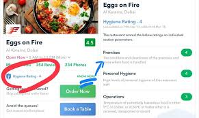 hygiene cuisine zomato introduces food hygiene ratings for restaurants coming to
