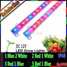 12v dc led grow lights 50pcs lot led grow lights l tubes smd5630 dc 12v 0 5m 9w led