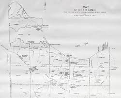 Ohio Map Counties by Historical Maps Erie County Ohio Historical Society Resources
