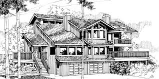 front sloping lot house plans view house plans sloping lot house plans multi level house plan