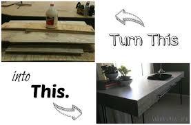Diy Desk Plan Diy Plywood Desk Bob Vila