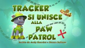 image paw patrol tracker unisce alla paw patrol png paw