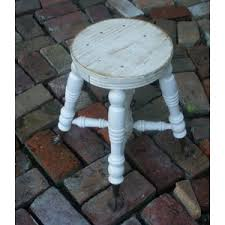 Shabby Chic Stools by Vintage Love Antique Piano Stool Shabby Chic Wooden Stoo