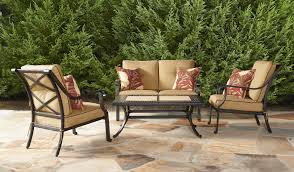 Outdoor Furniture At Sears by Grand Resort Thomas 4 Pc Casual Seating Set Sears