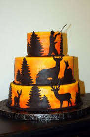 deer hunting cake would so love to do this for my husband u0027s