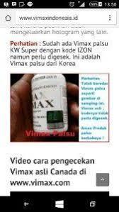 jual vimax asli di balikpapan antar gratis antar gratis