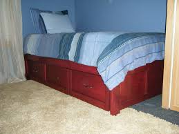 bedroom cool daybed with storage drawers do it yourself home
