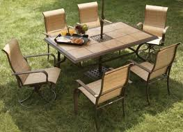 tile patio table set tile top patio dining table tile top patio dining table room on for