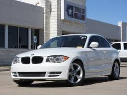 used series 1 bmw used bmw 1 series for sale in italy tx 19 used 1 series