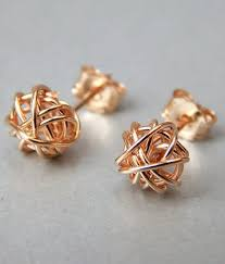 gold stud earings best 25 gold stud earrings ideas on gold studs gold