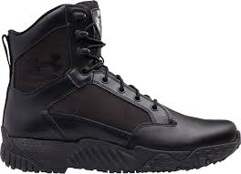 Most Comfortable Air Force Boots Under Armour Men U0027s Stellar Tactical Boots U0027s Sporting Goods